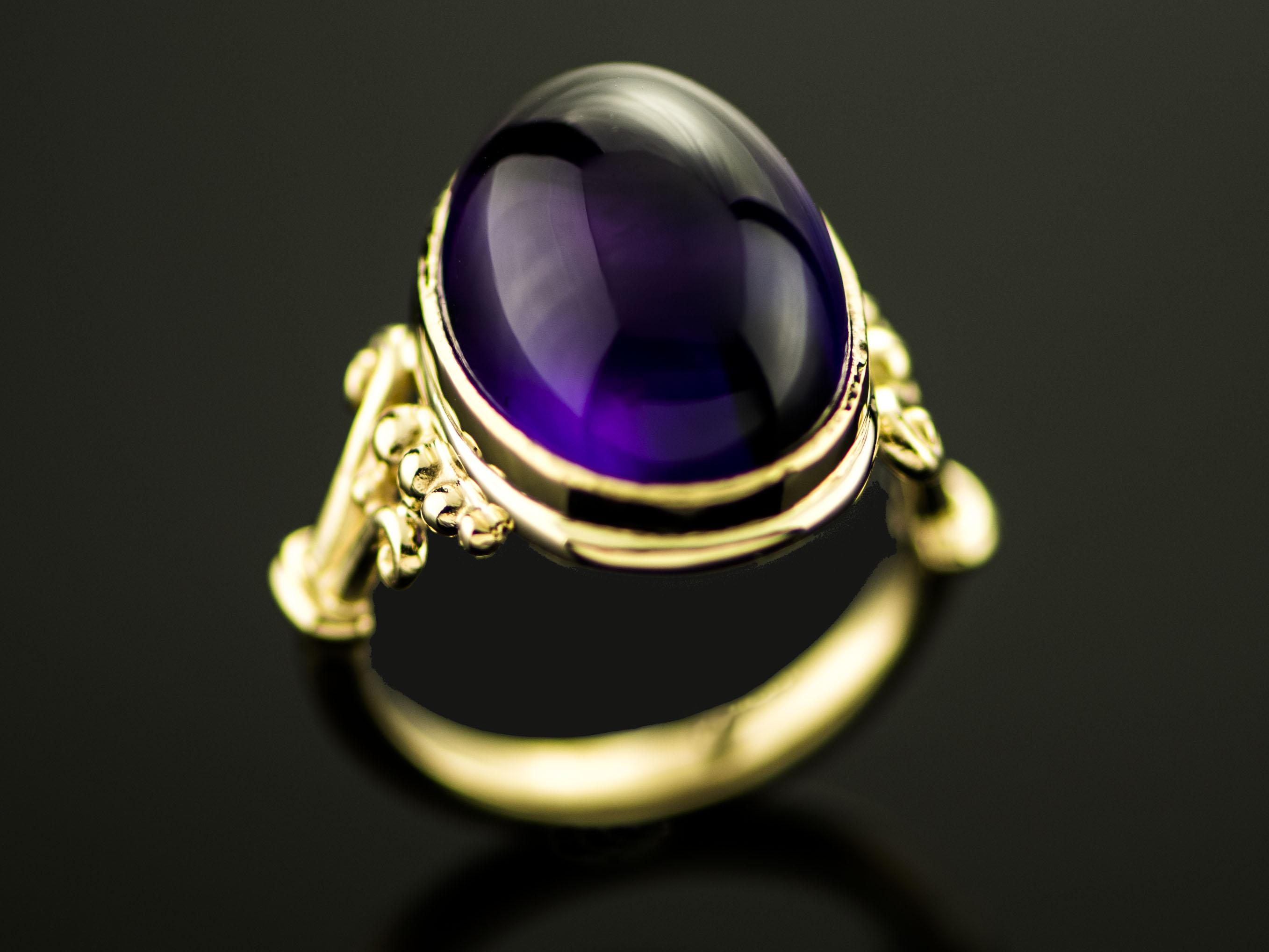 Amethyst Ring-01