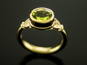 Peridot Ring-02