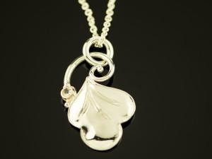 Silver Pendant-001
